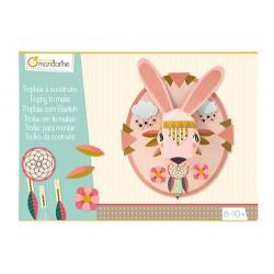 Caja Creativa - Trofeo de conejo - Avenue Mandarine