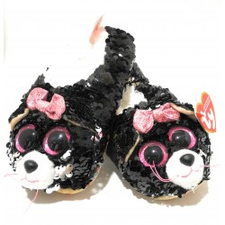 Pantuflas Beanie Boo reversible TY - Kiki