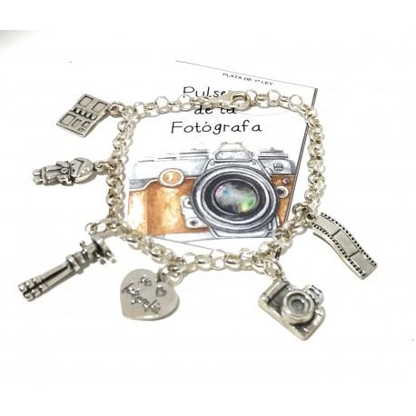 Pulsera De La Fotógrafa