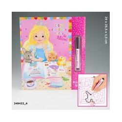 Libro Escribe y Borra De Mimi Style Princess