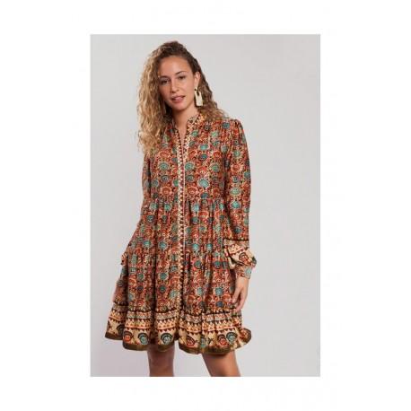 Vestido Antik Batik de Tantrend