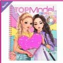 Libro para Colorear con Lentejuelas Top Model