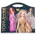 Libro para Colorear TopModel Glamour Special 10733