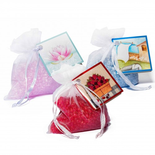 Mini -resinas perfumadas Boles d ´olor