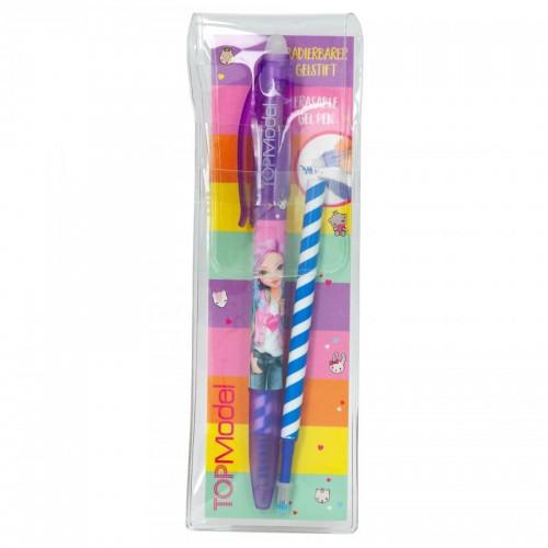 TOPModel bolígrafo de gel borrable