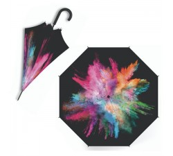 Paraguas automático explosion