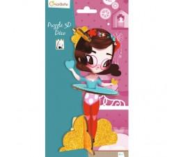 Lolie Lol, figura en 3D Eline Avenue Mandarine